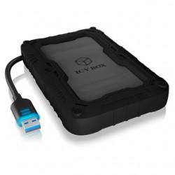 "ICY BOX Odolný obal pre 2.5"" SATA HDD/SSD IB-AC603 IB-AC603PL-U3"