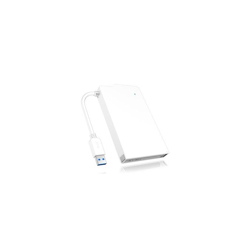 "RAIDSONIC Externý box 2,5"" HDD/SSD IB-AC606-U3"