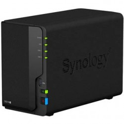 SYNOLOGY NAS Server DS218+ 2xHDD