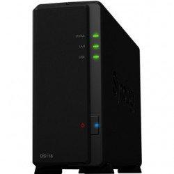 SYNOLOGY NAS Server DS118 1xHDD/SSD