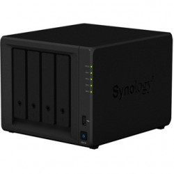 Synology NAS Server DS418 4xHDD/SSD