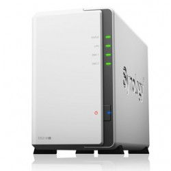 SYNOLOGY NAS Server DS218j 2xHDD