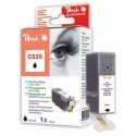 Cartridge Peach kom. CANON PGI-525PGBk PI100-127 314238