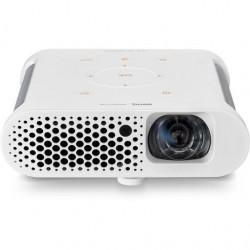 BENQ LED Prenosný projektor GS1 biely 9H.JFL77.59E