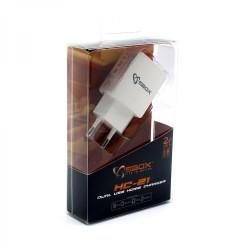 SBOX HC-21 Univerzálny USB adaptér 2xUSB