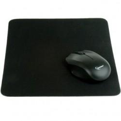 Podložka pod myš - jednofarebná čierna MP-A1B1-BLACK