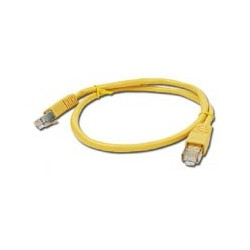 Gembird PATCH KABEL FTP 0,5m yellow PP22-0.5M/Y