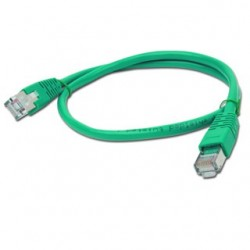 Gembird PATCH KABEL FTP 0,5m green PP22-0.5M/G