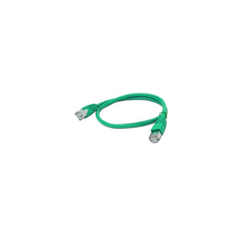 Gembird PATCH KABEL FTP 0,5m green PP22-0.5M/G