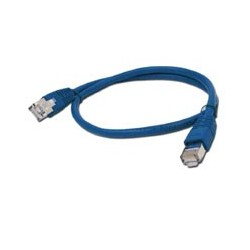 Gembird PATCH KABEL UTP 1m blue PP12-1M/B