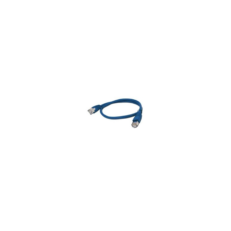 Gembird PATCH KABEL UTP 1m blue PP12-1M/B