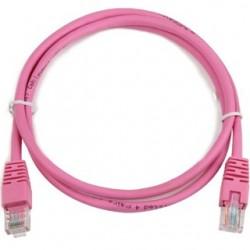 Gembird PATCH KABEL UTP 2m pink PP12-2M/RO