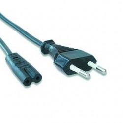 GEMBIRD Sieťový kábel 230V blk Flexo PC-184/2