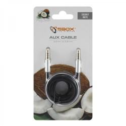 SBOX 3535-1,5W Kábel audio 3,5mm jack/jack 1,5m