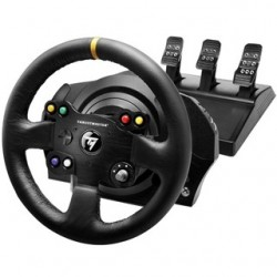 THRUSTMASTER Volant a pedále TX Leather VOLTH0120