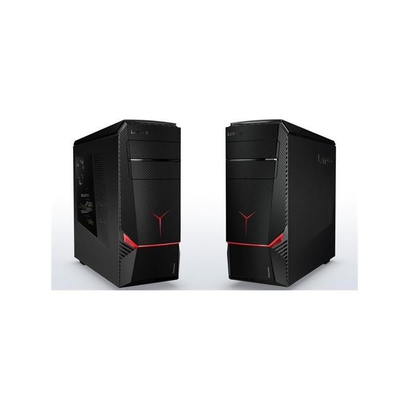 Lenovo IC Y900 TWR i5-6600K 3.9GHz NVIDIA GTX980/4GB 16GB 120GB SSD+1TB+8GB SSD DVDRW W10 cierny 2yMI 90DD003PMK