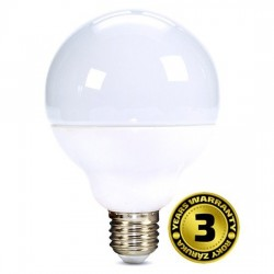 Solight LED žiarovka, globe, 18W, E27, 3000K, 270°, 1520lm WZ513