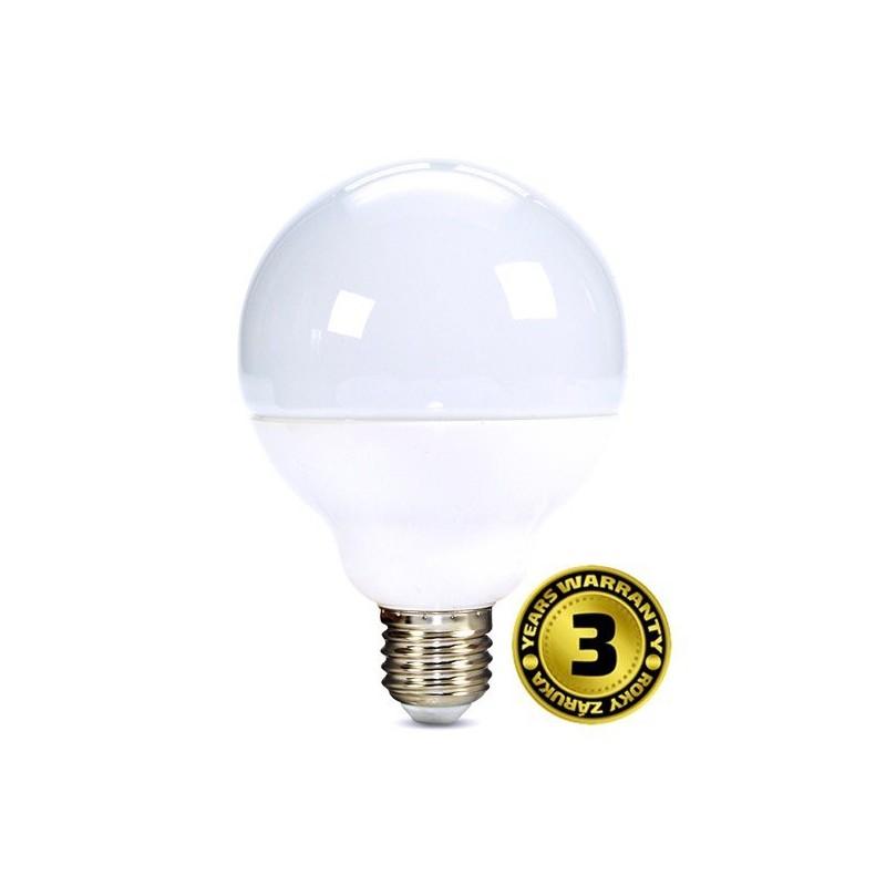 Solight LED žiarovka, globe, 18W, E27, 3000K, 270°, 1520lm WZ513