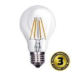 Solight LED žiarovka retro, klasický tvar, 8W, E27, 3000K, 360°, 810lm WZ501A