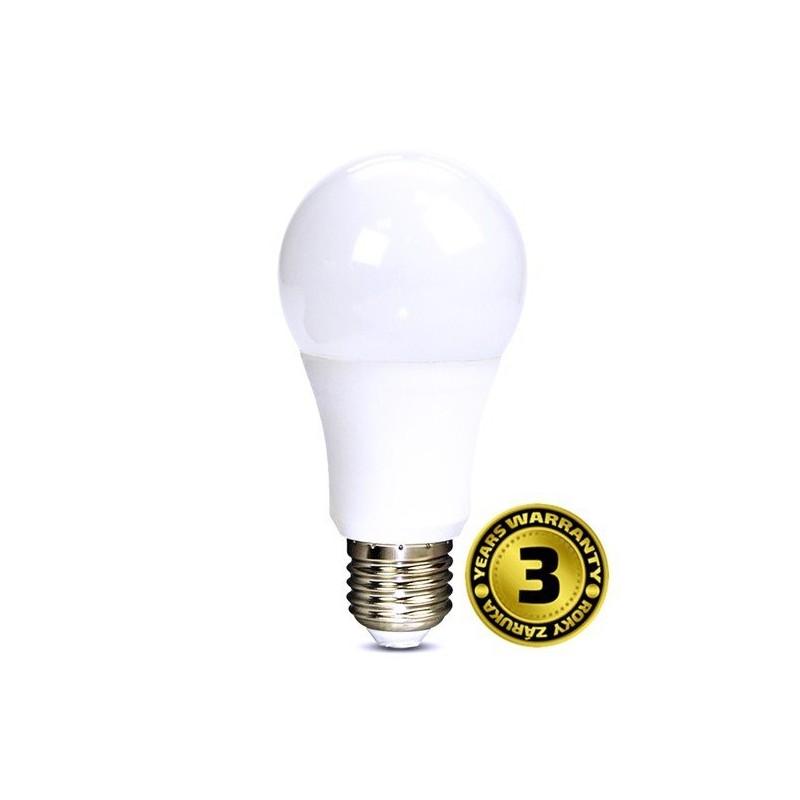 Solight LED žiarovka, klasický tvar, 10W, E27, 4000K, 270°, 810lm WZ506