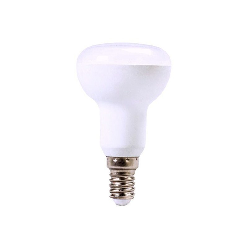 Solight LED žiarovka reflektorová, R50, 5W, E14, 3000K, 400lm, biele prevedenie WZ413