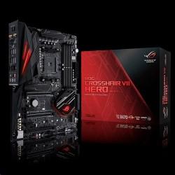 ASUS ROG CROSSHAIR VII HERO (WI-FI) soc.AM4 X470 DDR4 ATX M.2 BT WL...