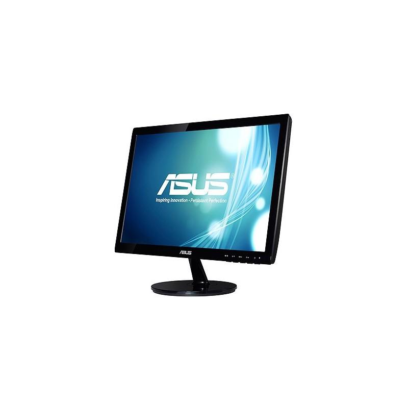 "ASUS VS197DE 19""W LCD LED 1366x768 50 000 000:1, 5ms 200cd, D-Sub, čierny 90LMF1301T02201C-"