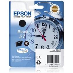 Epson atrament WF-7000 seria/WF-3620 black L - 350str. C13T27014012