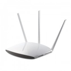 Edimax BR-6208AC AC750 MultiFunction Concurrent Dual Band Wi-Fi Router