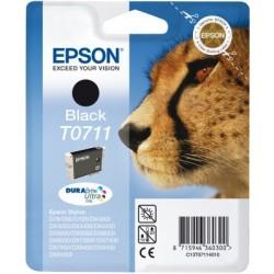 Epson atrament S D120,DX4450,DX7450,DX8450,DX9400 black C13T07114012