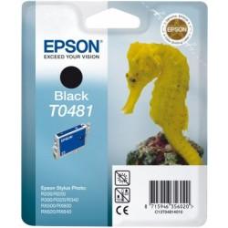 Epson atrament SP R200/R220/R300/R340/RX500/RX640 black C13T04814010