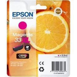 Epson atrament XP-630/900 magenta XL C13T33634012
