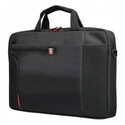 "PORT DESIGNS HOUSTON Toploading taška na 15,6"" notebook a 10,1"" tablet, čierna 110271"