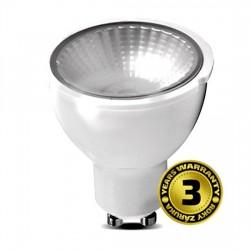 Solight LED žiarovka so stmievačom, 5W, GU10, 3000K, 38°, 400lm WZ321