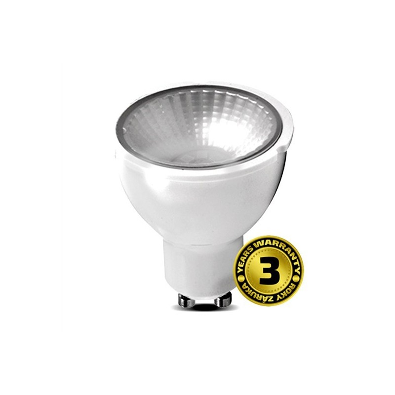 Solight LED žiarovka so stmievačom, 5W, GU10, 3000K, 38°, 400lm WZ321