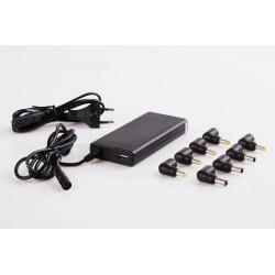 Napájací univerzálny adaptér 65W slim automatic, USB NAEC-MIZ-65S