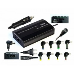 Napájací univerzálny adaptér 100W, AC 110-240V, výstup DC 12-24V,...