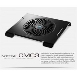 "chladiaci podstavec Coolermaster CMC3 pro NTB 12-15"" čierny, 20cm ventilátor R9-NBC-CMC3-GP"