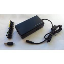 Napájací univerzálny adaptér 96W, AC 110-240V, DC 12-24V, manual NAEC-YH-4096