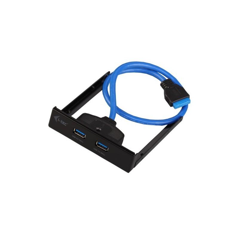 i-tec Internal USB 3.0 Front Panel Extender 2 Port U3EXTEND
