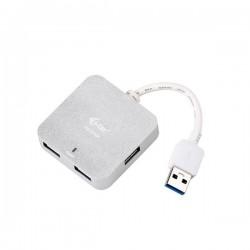 i-tec USB 3.0 Metal HUB 4 Port - passive U3HUBMETAL402