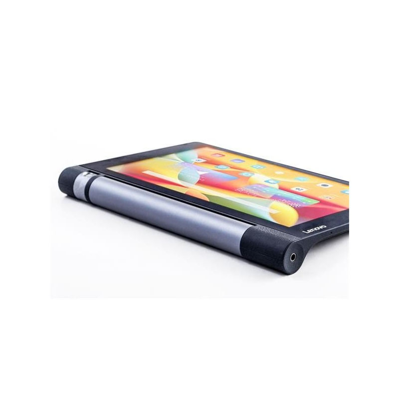 "Lenovo Yoga Tab 3 Qualcomm 210 1.3GHz 10.1"" HD IPS Touch 2GB 16GB WL BT CAM ANDROID 5.1 cierny 1yMI ZA0H0050BG"