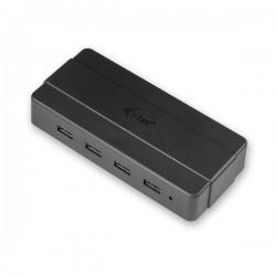 i-tec USB 3.0 Charging HUB - 4port with Power Adapter U3HUB445