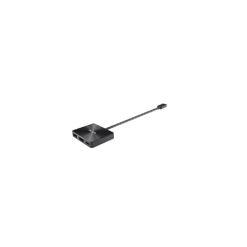 ASUS Mini dock- USB 3.0 , HDMI - čierny ( UX370UA/UX390UA/T303UA/T304UAT305CA/UX490/C302CA) 90NB0000-P00160
