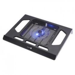 """CONNECT IT chladiaci podstavec Breeze pod notebook do 17"""", čierny SKITCI438"""