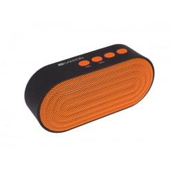 Canyon CNE-CBTSP3BO Bluetooth V2.1+EDR reproduktor, 3.5mm mini jack, micro USB, microSD, integr. akum., oranž.