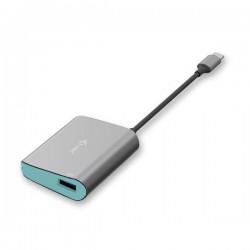 i-tec USB-C Metal 3-portovy HUB C31METALHUB