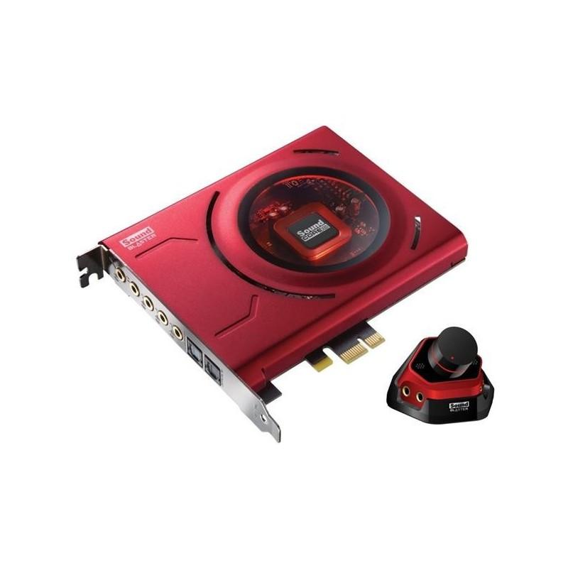 Creative Sound Blaster ZX, PCIE, zvuková karta 70SB150600001