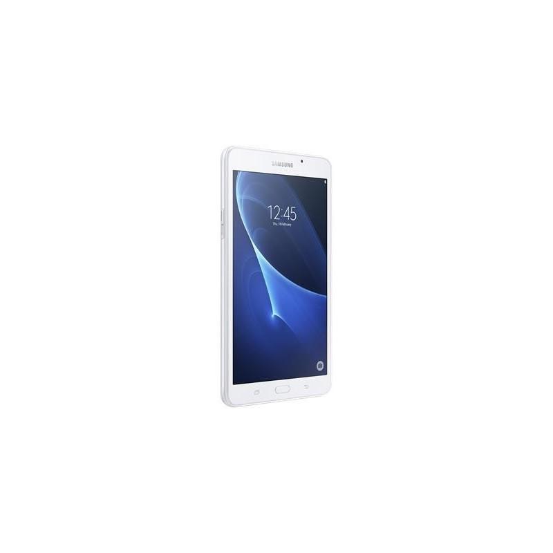 "Samsung Tablet Galaxy Tab E 7.0"" T280, 8GB, WIFI, biela SM-T280NZWAXSK"