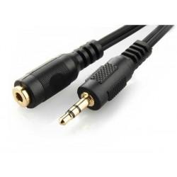 Kábel 3,5 mm stereo audio predlžovací kábel, 5m GMBCCA421S5M